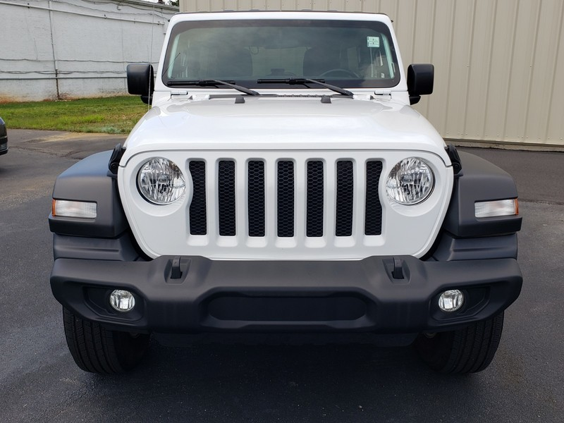 Pre-Owned 2020 Jeep Wrangler Unlimited