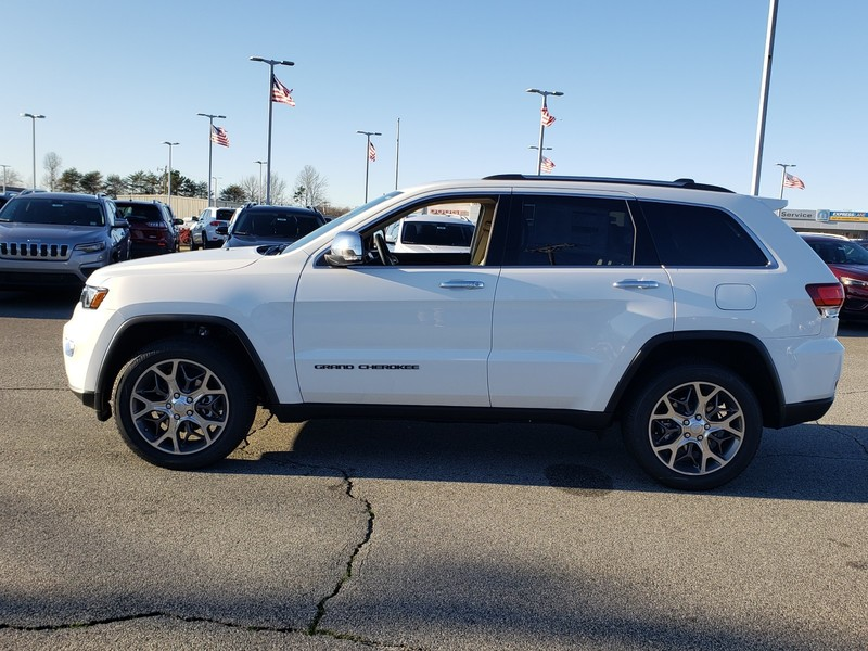New 2020 JEEP Grand Cherokee Limited 4dr 4x4