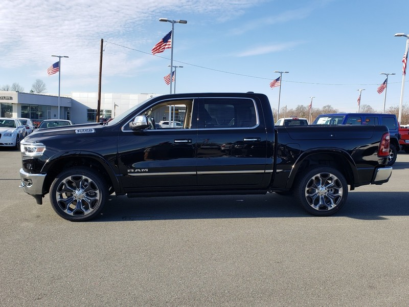 New 2020 RAM 1500 Limited 4x2 Crew Cab 144.5 in. WB