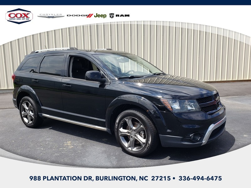 Pre-Owned 2016 Dodge Journey Crossroad 4dr All-wheel Drive