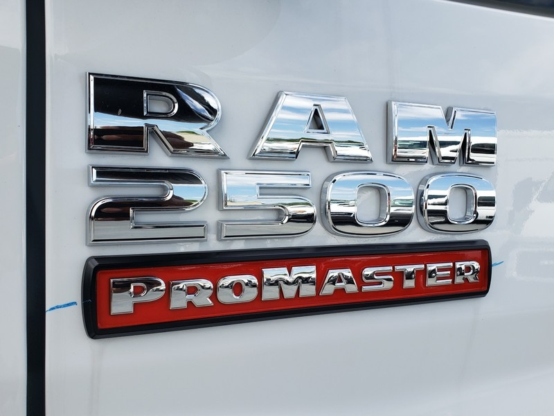 New 2020 RAM ProMaster High Roof Cargo Van 159 in. WB
