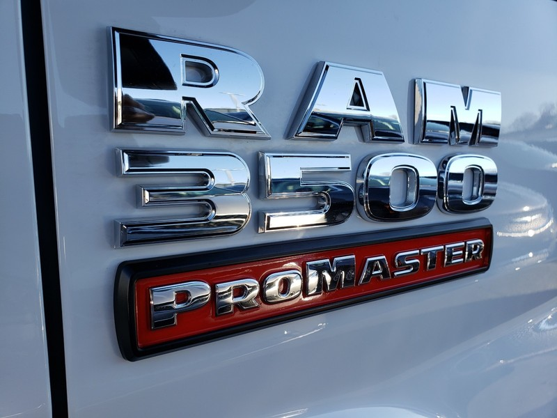 New 2019 RAM ProMaster Low Roof Chassis 136 in. WB