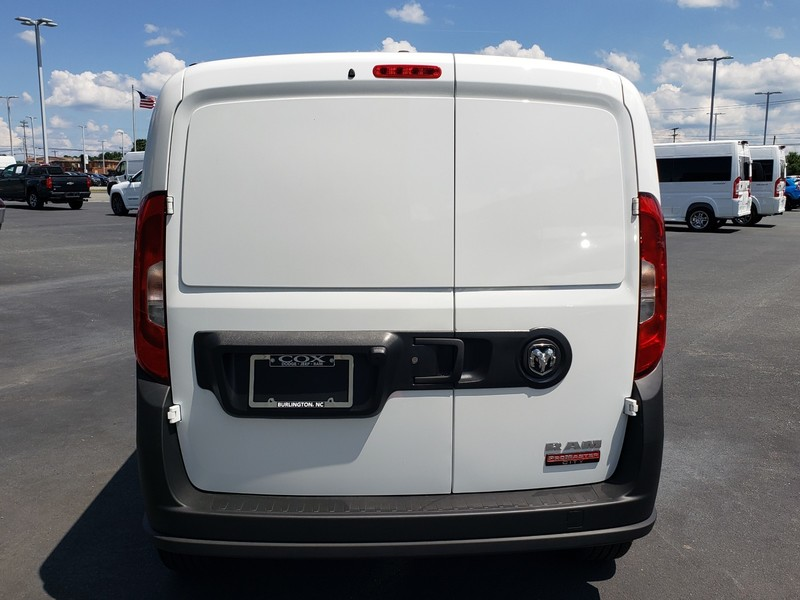 New 2020 RAM ProMaster City Tradesman Cargo Van
